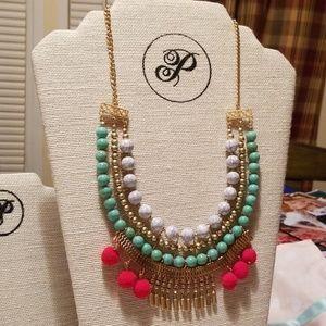 Plunder RETIRED Kathleen necklace